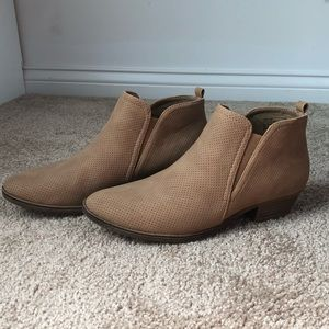 Rampage ankle boots/booties, size 9